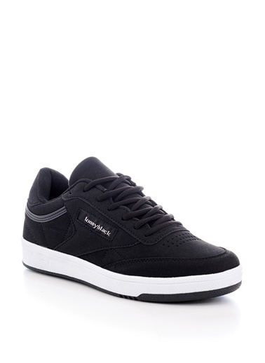 Tonny Black Siyah Unısex Spor Ayakkabı Tb107 Siyah